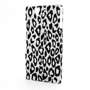 Billede af Sony Xperia Z Plastik Design cover fra inCover - Leopard