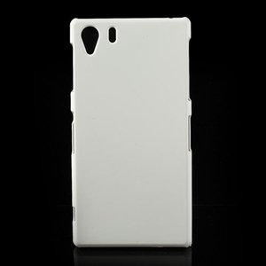 Image of   Sony Xperia Z1 inCover Plastik Cover - Hvid