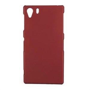 Billede af Sony Xperia Z1 inCover Plastik Cover - Rød