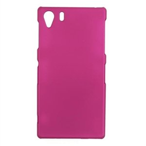 Image of   Sony Xperia Z1 inCover Plastik Cover - Rosa