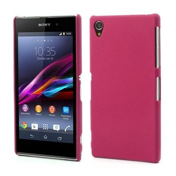 Billede af Sony Xperia Z1 inCover QuickSand Plastik Cover - Rosa