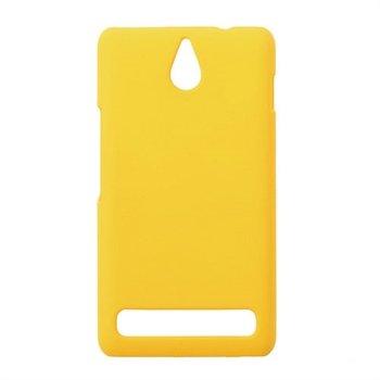 Billede af Sony Xperia E1 inCover Plastik Cover - Gul