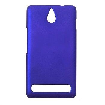 Billede af Sony Xperia E1 inCover Plastik Cover - Mørk Blå