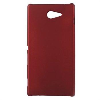 Billede af Sony Xperia M2 inCover Plastik Cover - Rød