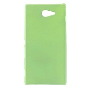 Billede af Sony Xperia M2 inCover Plastik Cover - Grøn