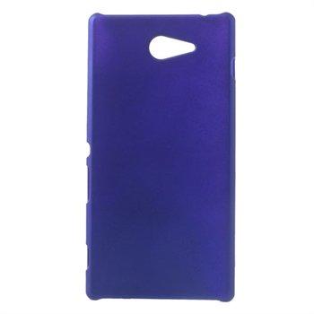 Billede af Sony Xperia M2 inCover Plastik Cover - Mørk Blå