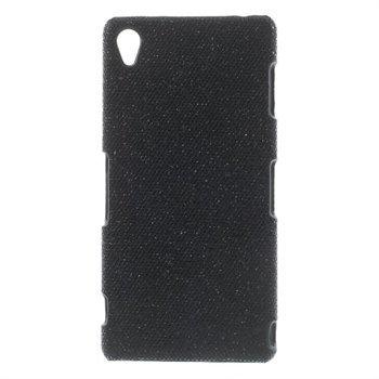Billede af Sony Xperia Z3 inCover Design Plastik Cover - Glitter Sort