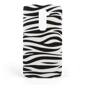 Image of LG G2 inCover Design Plastik Cover - Zebra