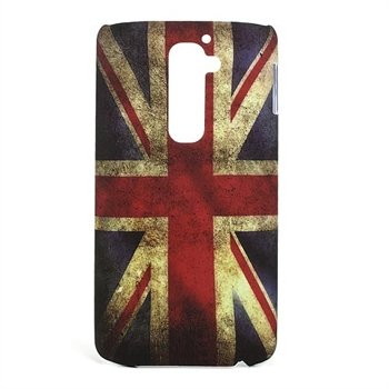 Image of LG G2 inCover Design Plastik Cover - Union Jack