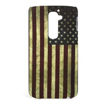 Image of LG G2 inCover Design Plastik Cover - Stars & Stripes