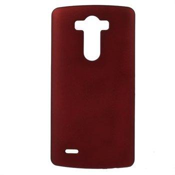 Billede af LG G3 inCover Plastik Cover - Rød