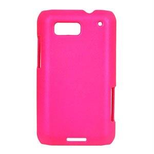 Image of Motorola Defy Plastik cover fra inCover - rød