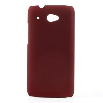 Billede af HTC Desire 601 inCover Plastik Cover - Rød