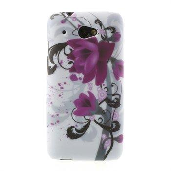 Billede af HTC Desire 601 inCover Design Plastik Cover - Lotus Flower