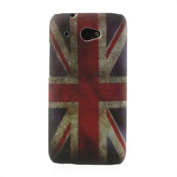 Billede af HTC Desire 601 inCover Design Plastik Cover - Union Jack