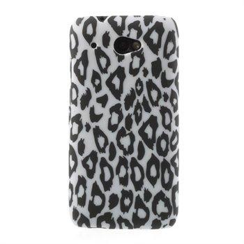 Billede af HTC Desire 601 inCover Design Plastik Cover - Leopard