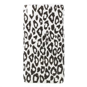 Billede af HTC Desire 816 inCover Plastik Cover - Leopard