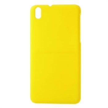 Billede af HTC Desire 816 inCover Plastik Cover - Gul