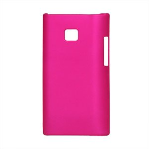 Image of LG Optimus L3 Plastik cover fra inCover - rosa