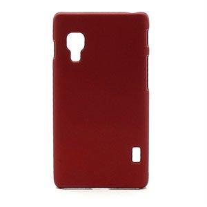 Image of LG Optimus L5 2 inCover Plastik Cover - Rød
