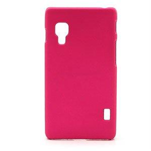 Image of LG Optimus L5 2 inCover Plastik Cover - Rosa