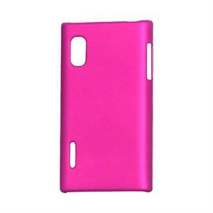Image of LG Optimus L5 Plastik cover fra inCover - rosa