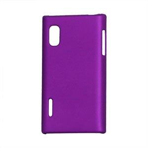 Image of LG Optimus L5 Plastik cover fra inCover - lilla