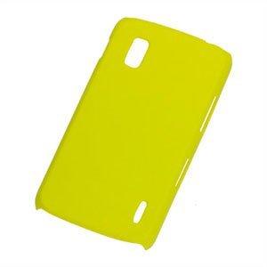 Billede af Google Nexus 4 Plastik cover fra inCover - gul