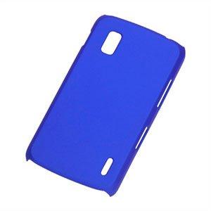 Billede af Google Nexus 4 Plastik cover fra inCover - mørkeblå