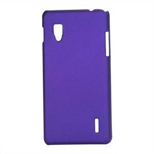 Image of LG Optimus G Plastik cover fra inCover - lilla