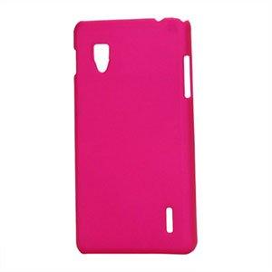 Image of LG Optimus G Plastik cover fra inCover - rosa