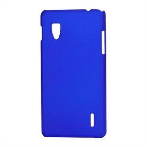 Image of LG Optimus G Plastik cover fra inCover - blå