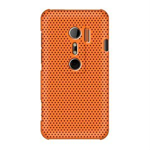 Image of HTC EVO 3D Hard Air cover fra inCover - orange