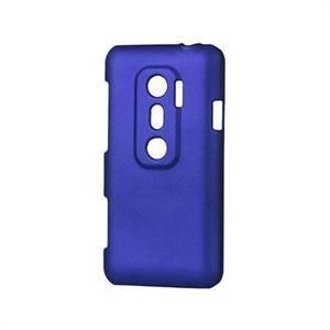 Image of HTC EVO 3D Plastik cover fra inCover - blå
