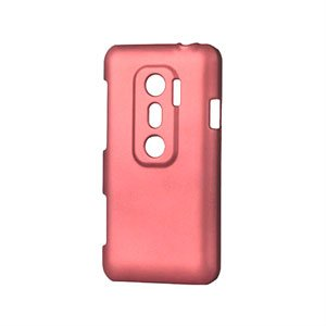Image of HTC EVO 3D Plastik cover fra inCover - pink