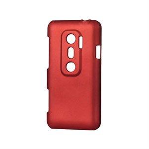 Image of HTC EVO 3D Plastik cover fra inCover - rød