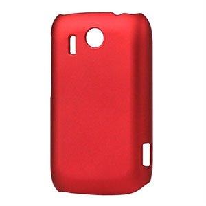 Image of HTC Explorer Plastik cover fra inCover - rød