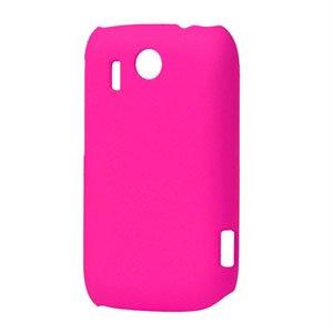 Image of HTC Explorer Plastik cover fra inCover - rosa