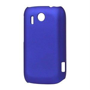 Image of HTC Explorer Plastik cover fra inCover - blå