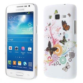Billede af Samsung Galaxy Express 2 inCover Design Plastik Cover - Vivid Butterfly