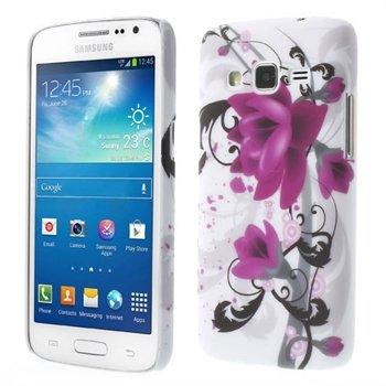 Billede af Samsung Galaxy Express 2 inCover Design Plastik Cover - Lotus Flower