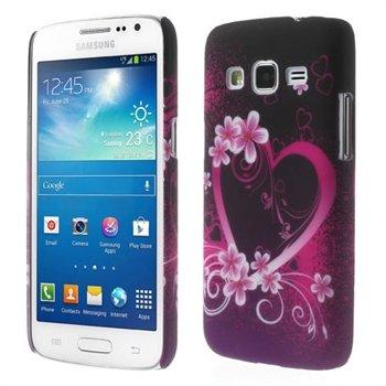 Billede af Samsung Galaxy Express 2 inCover Design Plastik Cover - Heart