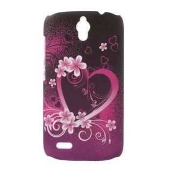 Billede af Huawei Ascend G610 inCover Design Plastik Cover - Heart