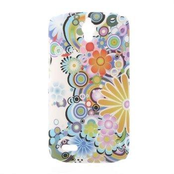 Billede af Huawei Ascend G610 inCover Design Plastik Cover - Flower Power