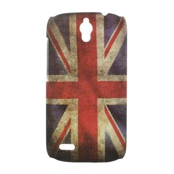 Billede af Huawei Ascend G610 inCover Design Plastik Cover - Union Jack