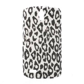 Billede af Huawei Ascend G610 inCover Design Plastik Cover - Leopard