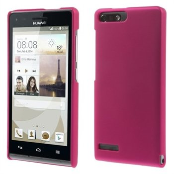 Image of Huawei Ascend G6 inCover Plastik Cover - Rosa