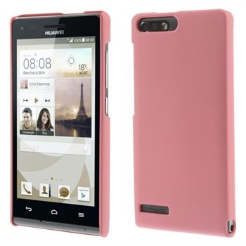 Image of Huawei Ascend G6 inCover Plastik Cover - Pink
