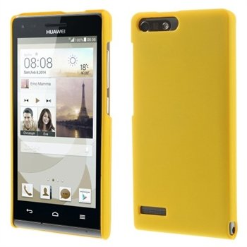 Image of Huawei Ascend G6 inCover Plastik Cover - Gul