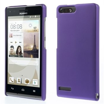Image of Huawei Ascend G6 inCover Plastik Cover - Lilla